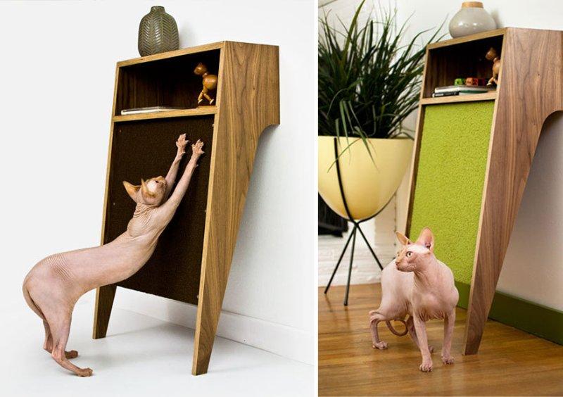 Augintinis mažame bute. Kaip sutaupyti vietos ir suteikti gyvūnui komfortą?