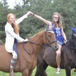 Vaikų stovykla žirgyne Laimos žirgai
