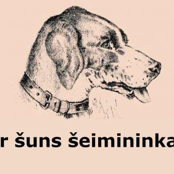 140 metų senumo iššūkis: ar matote šuns šeimininką?