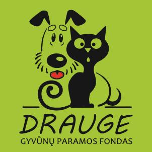 Beglobių gyvūnų labdaros ir paramos fondas DRAUGE
