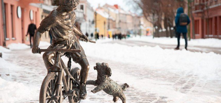 Naujas Kauno akcentas pasakoja unikalią Vilniaus gatvės istoriją