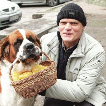 Kauno senbernarės Bitės garbei – didžiausias šalyje šuns paminklas už 25 tūkst. eurų