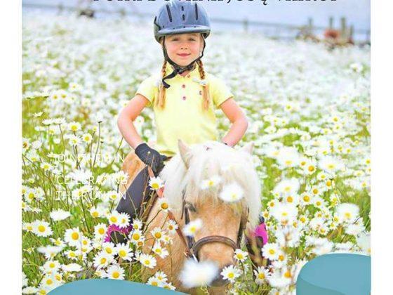 """Vasaros stovykla """"Žirgas gamta ir aš"""""""