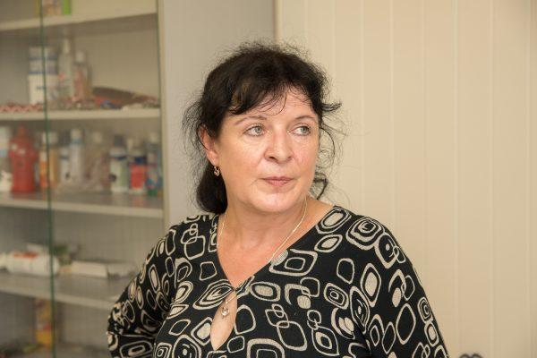 """Panevėžio gyvūnų globos draugijos vadovė R. Liberienė iki šiol nesupranta, kodėl savivaldybė atsisakė rumunų pagalbos sprendžiant beglobių kačių problemą. """"Sekundės"""" archyvo nuotr."""
