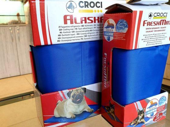 Vėsinamieji kilimėliai gyvūnams jau prekyboje!