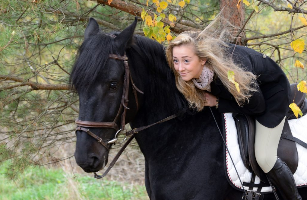 Žirgų nuoma fotosesijoms