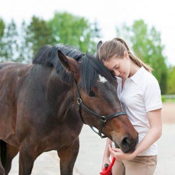 Ką bendro turi žmonės ir žirgai
