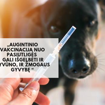 LGTAO | Veterinarinės priežiūros projektas kaimuose