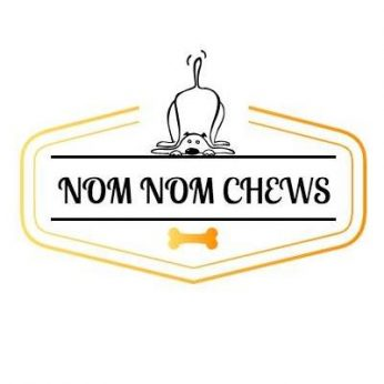 Nom Nom Chews - Naturalūs šunų Kramtukai
