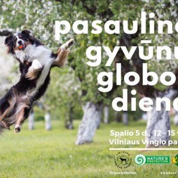 Pasaulinė gyvūnų globos diena