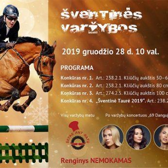 Šventinės varžybos Marvelės žirgyne Kaune