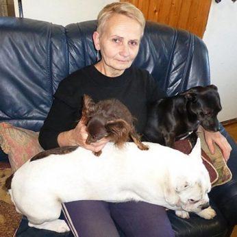 Utelėtas ir išsekęs šuo biržiškei gelbėtojai įteikė neeilinę padėką: dirba neįprastą darbą