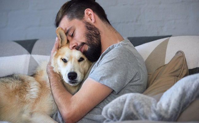 Apkabinkite savo šunį: mokslininkai paaiškino nepaprastą tokio elgesio naudą žmogui