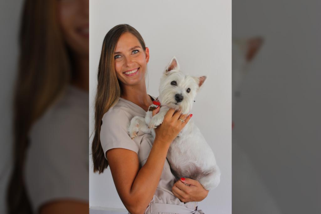 Valstybinės maisto ir veterinarijos tarnybos Gyvūnų sveikatingumo ir gerovės skyriaus patarėja Kristina Stakytė.