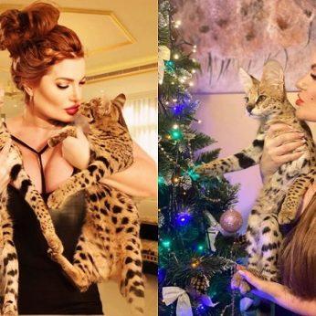 Kretingiškė dėl egzotiškų kačių atsisakė vyrų ir automobilio