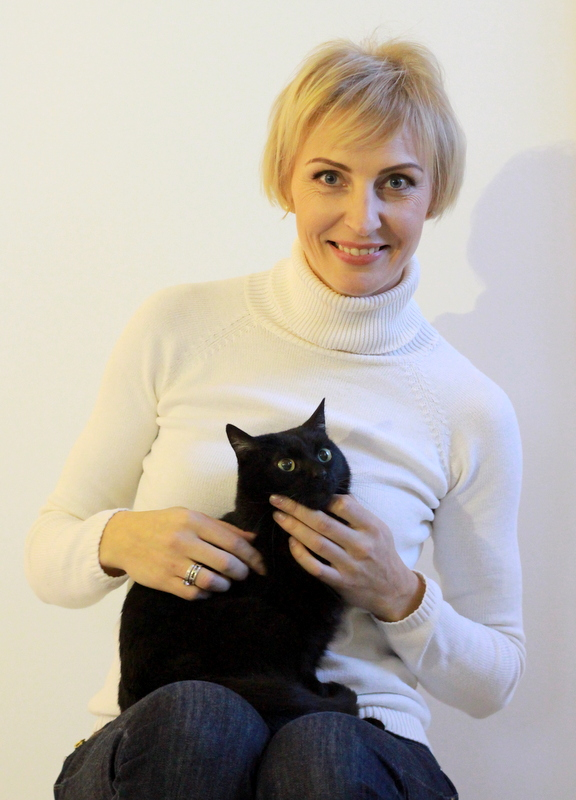 Brigita Kymantaitė, asmeninio albumo nuotr.